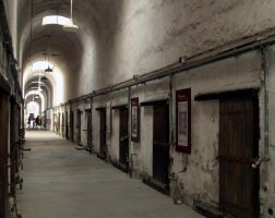 Eastern State Penitentiary 57 by Dracoart-Stock