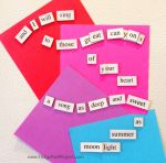 The Daily Magnet #87 by FridgePoetProject