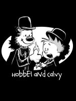 Hobbel and Calvy by jimspon