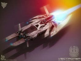vectromer by Dhilipsomesh