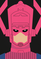 G is for Galactus by payno0