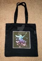 Butterfly Queen - Tote bag by rockgem