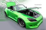 Honda S2000 Toon by pont0