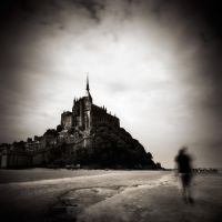 Lost around Saint-Michel...II by denis2