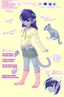 Macabre ref sheet by thekitty