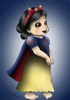 Baby Snow White by Daviskingdom