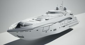 sunseeker predator 130: WIP 01 by krassnoludek