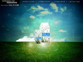 you need Calcium by haaru