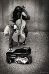 Suite for solo cello by AriCaFoix