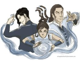 Team Water Tribe by Velothii