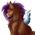 Winged Doggie by Willow998