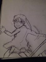 Watch out for Maka!!!! by ZRandomAnimations