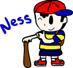 Ness (Y) by WorldDiCkii