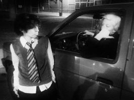 Get in the car Potter by ZexionConvertedSaix