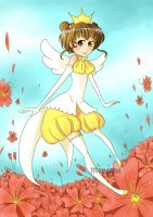 Sakura Card Captor by morganadulac