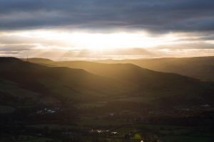 Over Bamford by Captain-Marmote