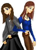 Ginger Snaps: Always Together by cant-feel-you
