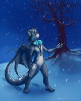 CO: Nightly Winter by JazzTheTiger