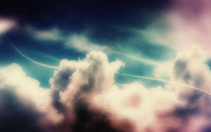Nuages by denges