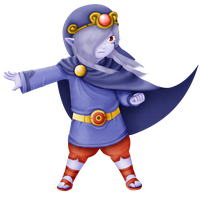 Vaati Smashified (Transparent) by ShinFurevindo