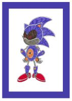 Metal Sonic AOSTH Style by funkyjeremi