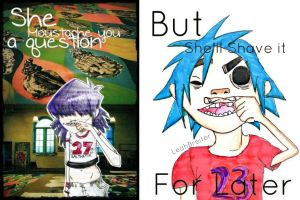 HeHe 2d by CharlieOleChap