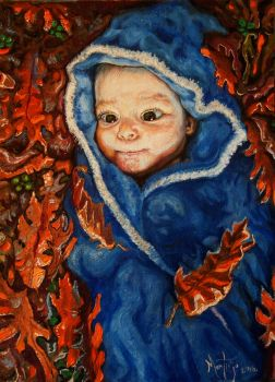 WINTER CHILD by montiljo