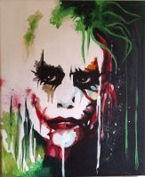 Legacy of the joker by AliceMarfa