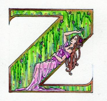 Art nouveau - Z by supernaiasan