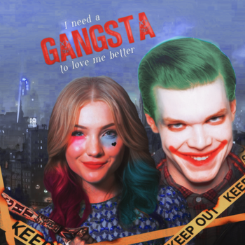 Gangsta[SS Edit] by voidxprescott
