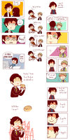 BBCSherlock ComicDump by Gracejo413