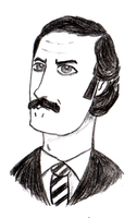John Cleese by Goldyfox