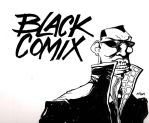 Blade BLACK COMIX Sketch by samax