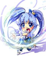 Happiness Charge Precure: Cure Princess by Puyo0702