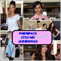 Photopack Little Mix -1- by Jazminswag-Editions