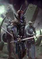 Dark Elves by loza-0