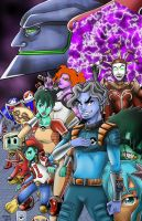 ReBoot - TO MEND AND DEFEND by kentaropjj