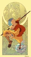 Avatar fan art by amilcar-pinna