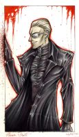 Wesker by Raven-Blood-13
