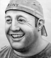 Kevin James by Doctor-Pencil