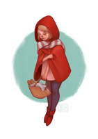Little Red by joifish