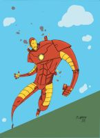 Ironman by spurs06