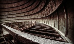 cooling tower III by Remiorski