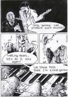 The Genius (sheet 4) by Airon35TX