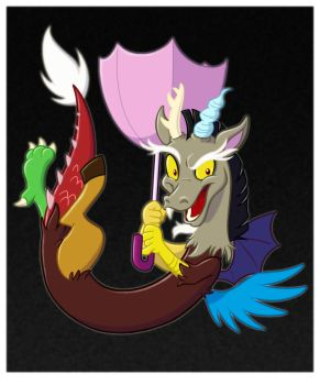 -- My Little Discord -- by Pokelai