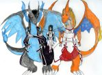 Fairy and Dragons by Ford1114