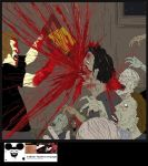 Chainsaw zombie massacre by Metalzillor
