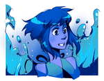Hide the Pain Lapis by Gill-Goo