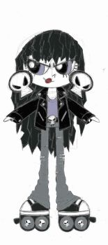 Pluto alt outfit by fyre-flye