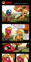 Big Mac Best Friend Forever (traducido) by innuendo88
